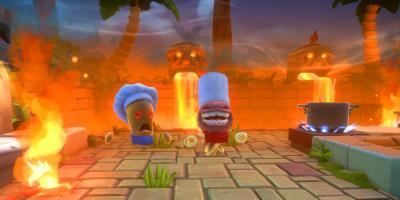 Overcooked! All You Can Eat – a PS5-tel együtt érkezik