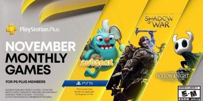 PlayStation Plus – hivatalos a novemberi adag