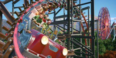 Planet Coaster: Console Edition – november elején PS4-en és PS5-ön is építhetsz vidámparkot