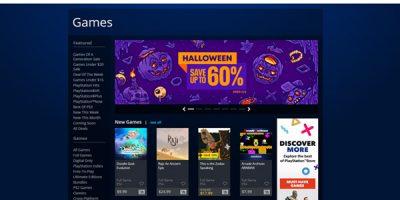 PlayStation Store – PS3, PSP és PS Vita játékokat csak konzolról vehetsz