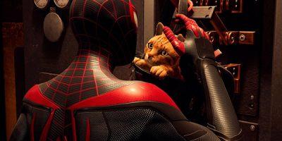 Marvel's Spider-Man: Miles Morales – bemutatkozik Pókcica