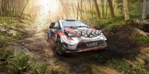 WRC 9 FIA WORLD RALLY CHAMPIONSHIP (PS4)
