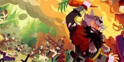 Bloodroots (PS4, PSN)