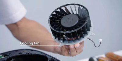 PlayStation 5 – update-ekkel lesz adjusztálható a ventilátor
