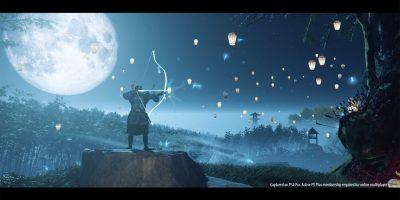 Ghost of Tsushima – holnap indulnak a raidek