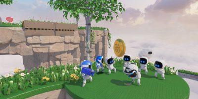 PlayStation 5 – tudtad, hogy az előre telepített játék hőse, Astro Bot már a PS4-en is felbukkant?