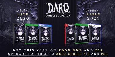 DARQ: Complete Edition – csúszik a PS5-ös változat