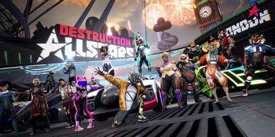 Destruction AllStars – előzetesen a játékmenet