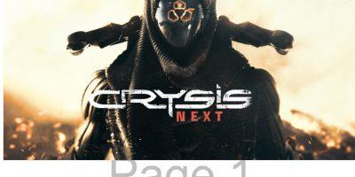 Pletyka – a teljes Crysis trilógia visszatérhet