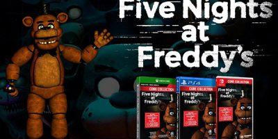 Five Nights at Freddy's: Core Collection – január elején ötrészes csomag
