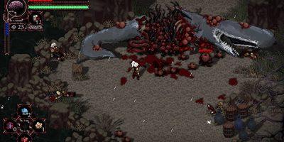 Morbid: The Seven Acolytes – december elején érkezik az izometrikus Soulslike