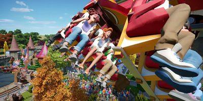 Planet Coaster: Console Edition – íme a megjelenési előzetes