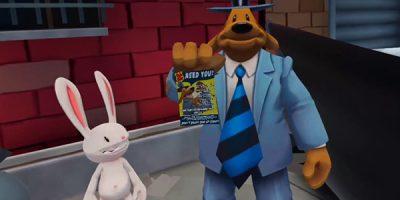 Sam & Max: This Time It's Virtual! – négy perc játékmenet