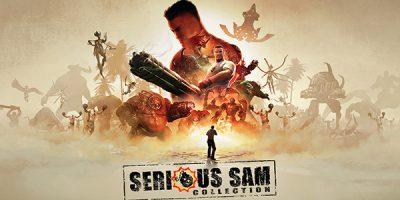 Serious Sam Collection – holnap érkezik