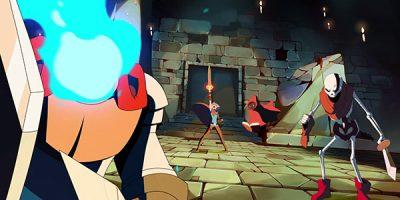 Sword of the Necromancer – nézd meg az animációs nyitányt