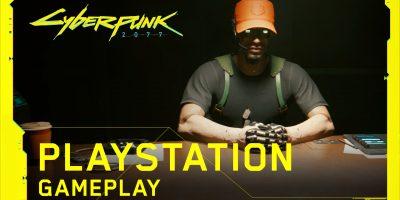Cyberpunk 2077 – dedikált PlayStation játékbemutató