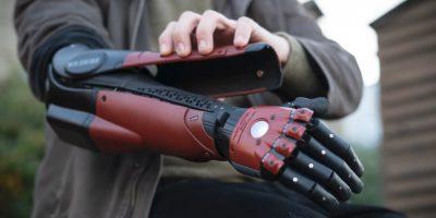 Metal Gear Solid – bionikus kart készített a Konami