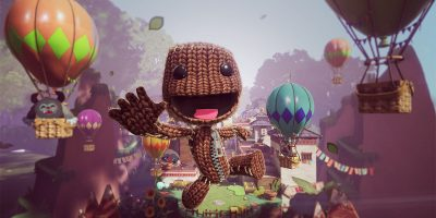 SACKBOY: A BIG ADVENTURE (PS5, PS4)