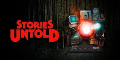 Stories Untold (PS4, PSN)