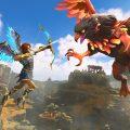 IMMORTALS FENYX RISING (PS4, PS5)
