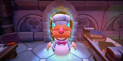 Overcooked! All You Can Eat – ingyenes karakter a Svéd Szakács, egy Muppet