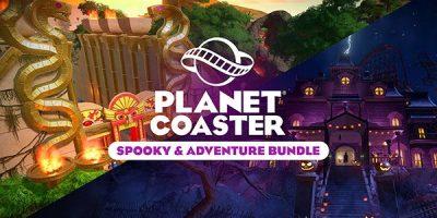 Planet Coaster: Console Edition – félelmetes és kalandos újdonságok az új kiegészítőkben