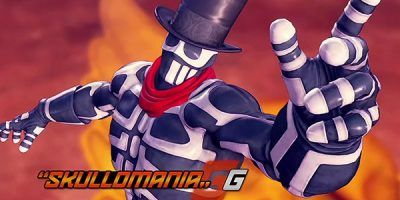 Street Fighter V: Champion Edition – karácsonyig Skullomania szerkót oldhatsz fel G-nek