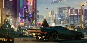 CYBERPUNK 2077 (PLAYSTATION 4)