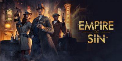 EMPIRE OF SIN (PLAYSTATION 4)