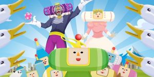 Katamari Damacy REROLL (PS4, PSN)