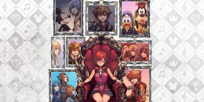 KINGDOM HEARTS: MEMORY OF MELODY (PS4)
