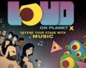 LOUD on Planet X (PlayStation 4, PSN)