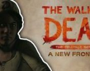 THE WALKING DEAD: A NEW FRONTIER (PS4, PSN)