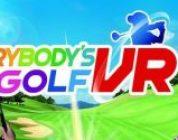 Everybody's Golf VR (PS4, PSVR, PSN)