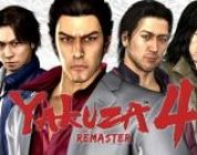 Yakuza 4 Remastered (PS4, PSN)