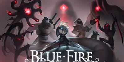 Blue Fire – 3D-s platformer PS4-re is