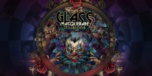 Glass Masquerade 2: Illusions (PS4, PSN)