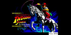 Indiana Jones – szövegalapú kalandokkal gúnyolták a kommunista rezsimet