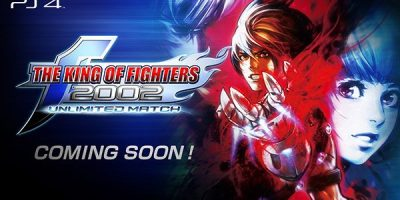 The King of Fighters 2002 Unlimited Match – hamarosan érkezik PS4-re