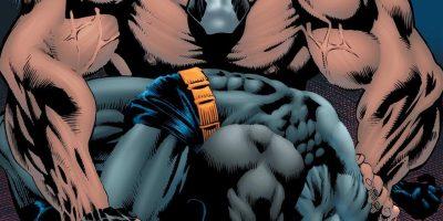 Képregény – Batman: Megtörten