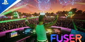 FUSER (PS4, PSN)