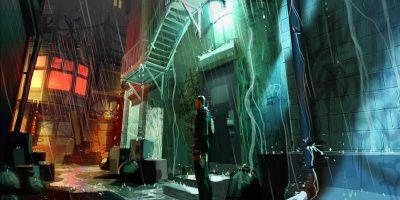 Revolver – rajzokon a Jade Empire elkaszált sci-fi szellemi utódja