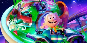 NICKELODEON KART RACERS 2: GRAND PRIX (PS4, PSN)
