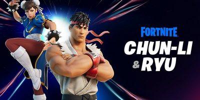 Fortnite – csatlakozik Chun-Li és Ryu