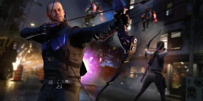 Marvel's Avengers – ismerkedj Sólyomszemmel