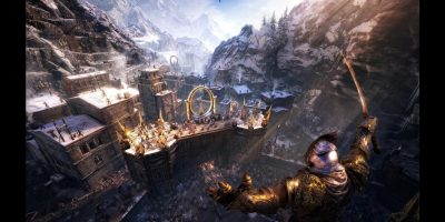 """Warner Bros. – szabadalmaztatta a Middle-earth """"Nemesis"""" rendszerét"""