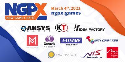 New Game+ Expo 2021 – március elején lesz