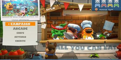 Overcooked! All You Can Eat – PS4-re is elérhető lesz a főzős csomag