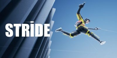Stride – PSVR-os parkour még az év elején