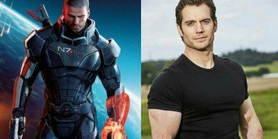 Mass Effect – sorozat készülhet Henry Cavillel